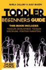 Toddler Beginners Guide: This Book Includes: Toddler Development, Toddler Discipline, Positive Parenting. Cover Image