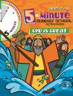 God Is Great (5 Minute Sunday School Activities) Cover Image