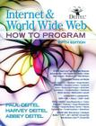 Internet and World Wide Web How to Program Cover Image