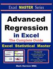Advanced Regression in Excel - The Excel Statistical Master Cover Image