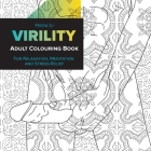 Virility Adult Coloring Book: for Relaxation, Meditation and Stress-Relief Cover Image