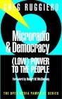 Microradio & Democracy (Open Media Series) Cover Image