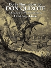 Doré's Illustrations for Don Quixote (Dover Fine Art) Cover Image