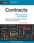 Contracts: The Essential Business Desk Reference Cover Image