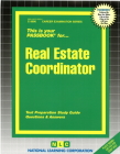 Real Estate Coordinator: Passbooks Study Guide (Career Examination Series) Cover Image