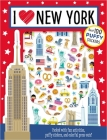 Puffy Stickers I Love New York Cover Image