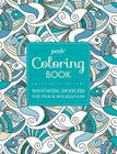 Posh Adult Coloring Book: Soothing Designs for Fun & Relaxation (Posh Coloring Books #7) Cover Image