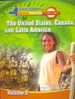 NY, Timelinks, Grade 5, the United States, Canada, and Latin America, Volume 2, Student Edition Cover Image