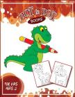 Dot To Dot Books For Kids Ages 2: Fun Animal Connect The Dots Book For Kids Cover Image