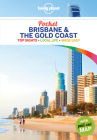 Lonely Planet Pocket Brisbane & the Gold Coast 1 Cover Image
