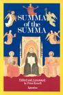 A Summa of the Summa: The Essential Philosophical Passages of St. Thomas Aquinas' Summa Theologica Cover Image
