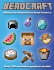 Beadcraft: Minecraft-themed Fuse Bead Patterns Cover Image