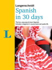 Spanish in 30 Days Cover Image