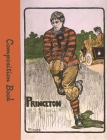 Princeton Composition Book: 5x5 Graph Paper Notebook Cover Image