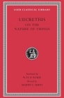 On the Nature of Things (Loeb Classical Library #181) Cover Image