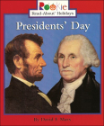 Presidents' Day (Rookie Read-About Holidays (Pb)) Cover Image