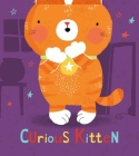 Curious Kitten: Board Books with Plush Ears Cover Image