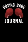 Boxing Babe Journal Cover Image