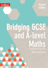 Bridging GCSE and A-level Maths Student Book Cover Image