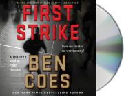 First Strike: A Thriller (A Dewey Andreas Novel #6) Cover Image