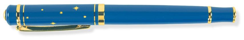Pen Navy/Gold Cover Image