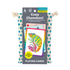 Crazy Chameleon! Playing Cards to Go Cover Image