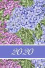 2020: Flieder Kalender - Wochenplaner - Zielsetzung - Zeitmanagement - Produktivität - Terminplaner - Terminkalender - +10 S Cover Image