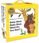 Baby Bear, Baby Bear, What Do You See? Cloth Book (Brown Bear and Friends) Cover Image