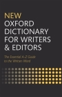 New Oxford Dictionary for Writers and Editors Cover Image