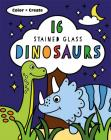 Stained Glass Dinosaurs Cover Image