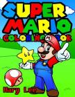 Super Mario Coloring Book for kids, activity book for children ages 2-5 Cover Image