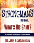 Strongman's His Name...: What's His Game? Cover Image