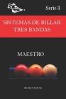 Sistemas de Billar Tres Bandas: Maestro Cover Image