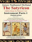 The Satyricon: A Balletic Roman Sex Comedy in 3 Acts Instrument Parts 1 (Woodwinds and Brass) Cover Image