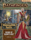 Pathfinder Adventure Path: Ruins of Gauntlight (Abomination Vaults 1 of 3) (P2) Cover Image