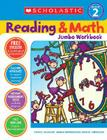 Reading & Math Jumbo Workbook: Grade 2 Cover Image