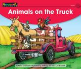 Animals on the Truck Leveled Text Cover Image