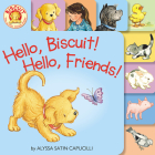 Hello, Biscuit! Hello, Friends! Tabbed Board Book Cover Image