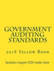 Government Auditing Standards: 2018 Yellow Book Cover Image