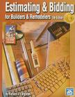 Estimating & Bidding for Builders & Remodelers [With CDROM] Cover Image