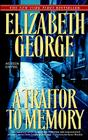 A Traitor to Memory (Inspector Lynley #11) Cover Image