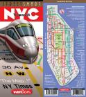 Streetsmart NYC Transit Map by Vandam: Transit Edition Cover Image