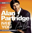 Alan Partridge in Knowing Me Knowing You: The Complete Radio Series Starring Steve Coogan Cover Image