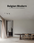 Belgian Modern: Architects & Interior Designers Cover Image