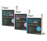 GMAT Official Guide 2022 Bundle: Books + Online Question Bank Cover Image