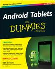 Android Tablets for Dummies Cover Image