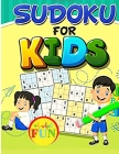 Easy Sudoku Puzzles Book for Kids: Great Activity Book for Smart Kids Cover Image