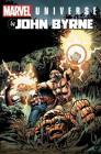 Marvel Universe By John Byrne Omnibus Vol. 2 Cover Image