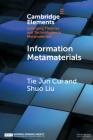 Information Metamaterials Cover Image