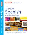 Berlitz Mexican Spanish Phrase Book & Dictionary Cover Image